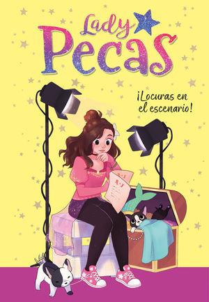 LADY PECAS 2. LOCURAS EN EL ESCENARIO!