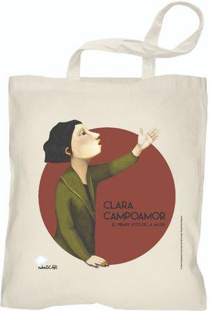 BOLSA CLARA CAMPOAMOR: EL PRIMER VOTO DELA MUJER