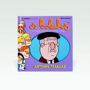 ANTONIO FRAGUAS. OS BOLECHAS