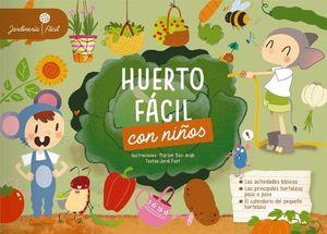 HUERTO FÁCIL CON NIÑOS