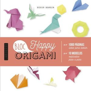 ORIGAMI BLOC HAPPY