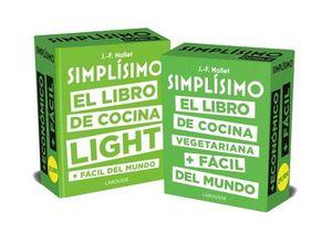 LOS LIBROS DE COCINA SANA + FÁCILES DEL MUNDO