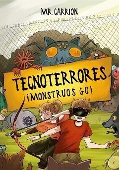 ¡MONSTRUOS GO!