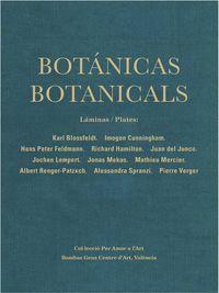 BOTÁNICAS / BOTANICALS