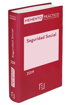 MEMENTO PRÁCTICO SEGURIDAD SOCIAL 2019