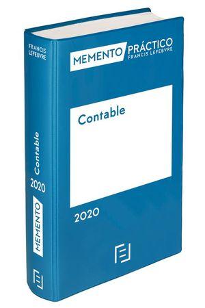 MEMENTO PRACTICO CONTABLE 2020