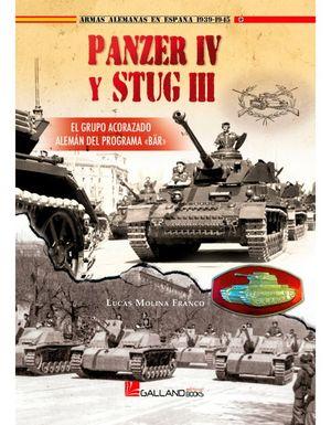 PANZER IV Y STUG III. EL GRUPO ACORAZADO ALEMAN DEL PROGRAMA BAR