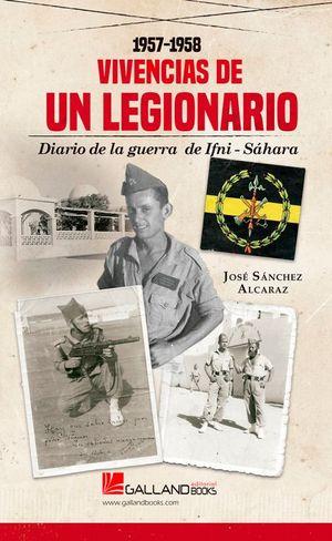 VIVENCIAS DE UN LEGIONARIO (1957-1958)
