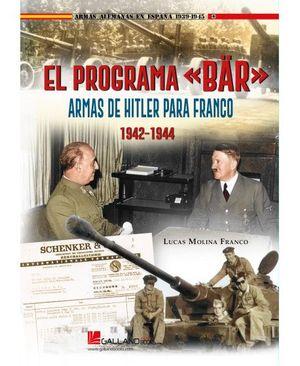 EL PROGRAMA BAR 1942-1944