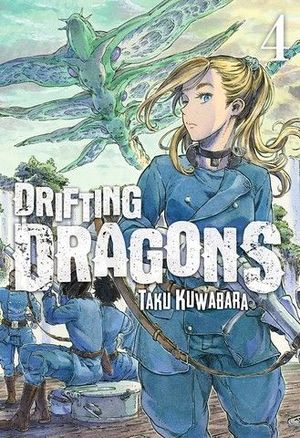 DRIFTING DRAGONS VOL. 04