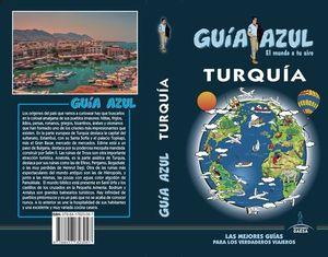 TURQUIA GUIA AZUL