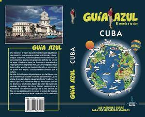 CUBA GUIA AZUL