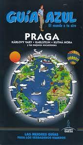 PRAGA GUIA AZUL