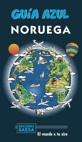 NORUEGA GUIA AZUL