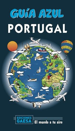 PORTUGAL GUIA AZUL