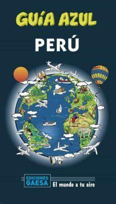 PERÚ GUIA AZUL