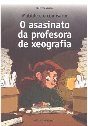 O ASASINATO DA PROFESORA DE XEOGRAFIA