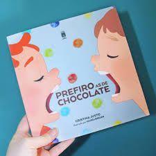 PREFIRO AS DE CHOCOLATE