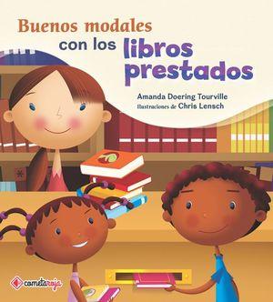 BUENOS MODALES CON LOS LIBROS PRESTADOS