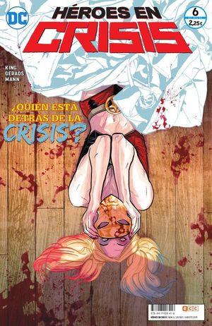 HEROES EN CRISIS 6
