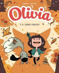 OLIVIA 2. EL ZORRO FURIOSO