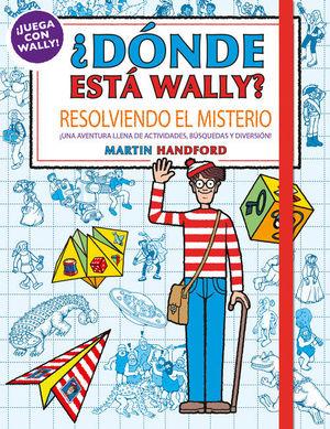 ¿DONDE ESTA WALLY? RESOLVIENDO EL MISTERIO