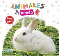 ANIMALES BEBES (TOCA Y SIENTE)