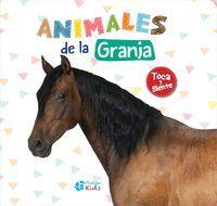 ANIMALES DE LA GRANJA (TOCA Y SIENTE)