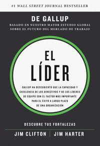 EL LIDER. DESCUBRE TUS FORTALEZAS