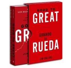 GOOD TO GREAT. GIRANDO LA RUEDA