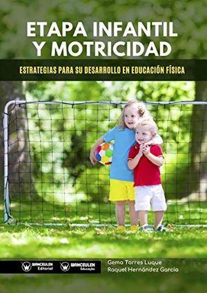 ETAPA INFANTIL Y MOTRICIDAD