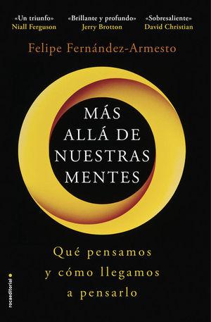MÁS ALLÁ DE NUESTRAS MENTES
