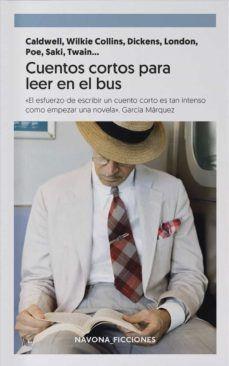 CUENTOS CORTOS PARA LEER EN EL BUS