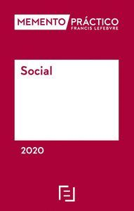 MEMENTO PRÁCTICO SOCIAL 2020