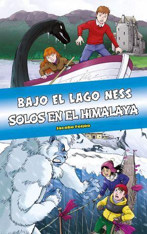 BAJO EL LAGO NESS - SOLOS EN EL HIMALAYA