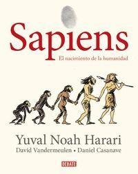 SAPIENS. UNA HISTORIA GRAFICA (VOL. 1)
