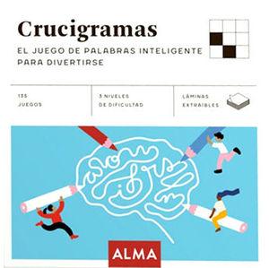 CRUCIGRAMAS. EL JUEGO DE PALABRAS INTELIGENTE PARA DIVERTIRSE