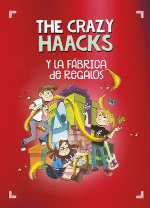 THE CRAZY HAACKS Y LA FABRICA DE REGALOS 9