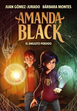 AMANDA BLACK 2: EL AMULETO PERDIDO