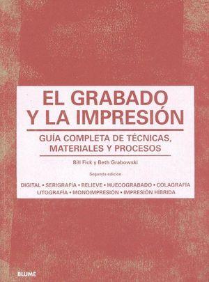 EL GRABADO Y LA IMPRESIÓN