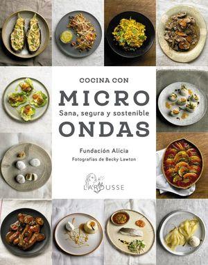 COCINA CON MICROONDAS
