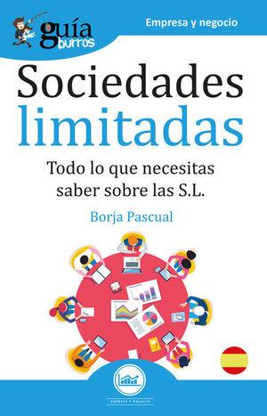 SOCIEDADES LIMITADAS (GUÍABURROS)