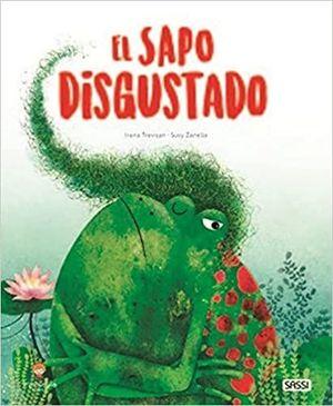 EL SAPO DISGUSTADO