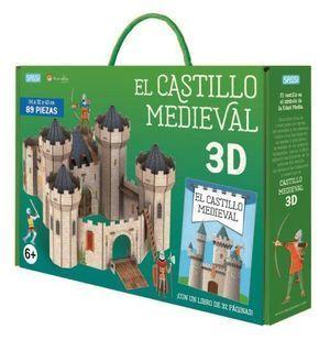 EL CASTILLO MEDIEVAL 3D + EL CASTILLO MEDIEVAL