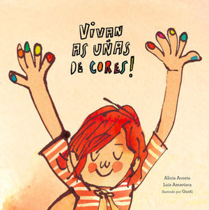 VIVAN AS UÑAS DE CORES!
