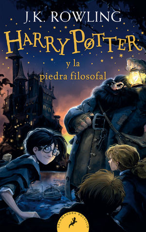HARRY POTTER 1. HARRY POTTER Y LA PIEDRA FILOSOFAL