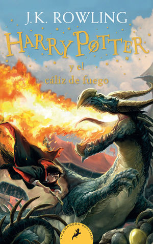 HARRY POTTER 4. HARRY POTTER Y EL CÁLIZ DE FUEGO