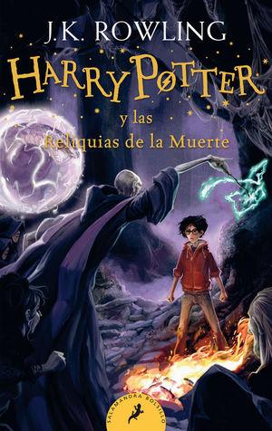 HARRY POTTER 7. HARRY POTTER Y LAS RELIQUIAS DE LA MUERTE