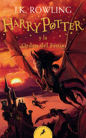 HARRY POTTER 5. HARRY POTTER Y LA ORDEN DEL FÉNIX