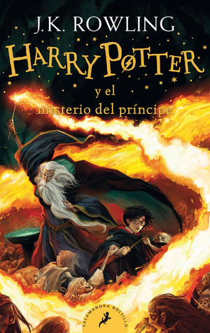HARRY POTTER 6. HARRY POTTER Y EL MISTERIO DEL PRÍNCIPE